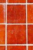 Ceramische muur Royalty-vrije Stock Fotografie
