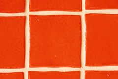 Ceramische muur stock fotografie