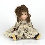 Ceramische oud dolly Royalty-vrije Stock Fotografie
