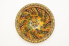 Ceramische plaat Royalty-vrije Stock Foto