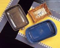 Ceramische Platen royalty-vrije stock fotografie
