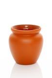 Ceramische pot Royalty-vrije Stock Fotografie