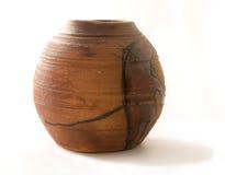 Ceramische pot stock fotografie