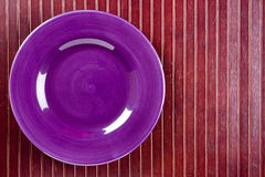 Ceramische schotel Stock Afbeeldingen