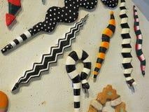 Ceramische slangen, Santa Fe royalty-vrije stock fotografie