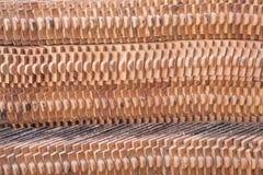 Ceramische Textuur stock afbeeldingen