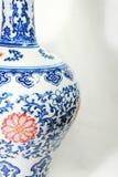 Ceramische vaas Royalty-vrije Stock Foto