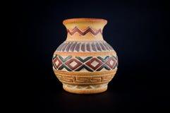 Ceramische vaas Royalty-vrije Stock Foto's