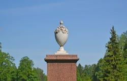 Ceramische vaas Stock Foto's