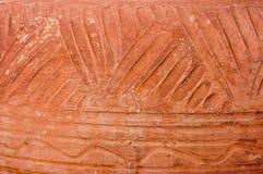 Ceramische vaas Royalty-vrije Stock Afbeeldingen