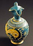 Ceramische vaas Royalty-vrije Stock Afbeelding