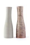 Ceramische vazen Royalty-vrije Stock Foto