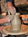 Ceramist Imagem de Stock Royalty Free