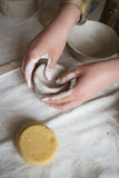ceramist Fotografia de Stock