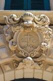 Cerasini Palace. Lecce. Puglia. Italy. Stock Photo