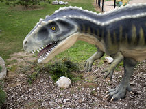 Ceratosaur dinosaur Obraz Stock