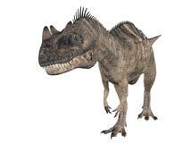 Ceratosaurus Illustrazione Vettoriale