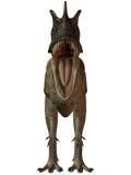 Ceratosaurus nasicornis-3D Dinosaur Royalty Free Stock Photography