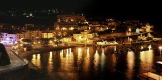 Cerbere nighttime Стоковое Изображение