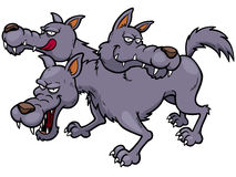 Cerberus Royalty Free Stock Image