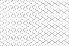 Cerca atada con alambre Pattern del metal representación 3d Fotografía de archivo libre de regalías