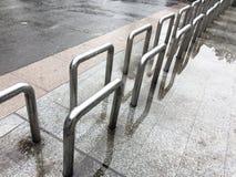 Cerca-barricada del aislamiento Fotografía de archivo