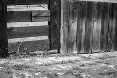 Cerca blanco y negro Imagen de archivo libre de regalías