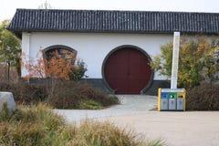 Cerca corteza del fuerte de Bai Tong de nueva imágenes de archivo libres de regalías