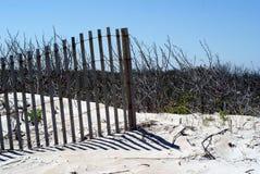 Cerca da praia Imagens de Stock Royalty Free
