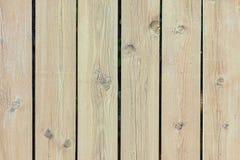 Cerca das placas connosco Venezianas verticais lisas Fundo com textura de madeira velha fotografia de stock
