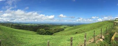 Cerca de Arenal en Costa Rica Fotografía de archivo libre de regalías