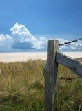 Cerca de la playa Fotos de archivo