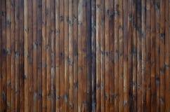 Cerca de madeira Fotografia de Stock Royalty Free