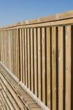 Cerca de madeira. Fotografia de Stock