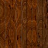 Cerca de madeira Ilustração Royalty Free