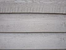 Cerca de madeira Panel Foto de Stock