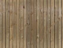 Cerca de madeira Textura sem emenda Imagens de Stock Royalty Free