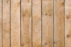 Cerca de madera Imagenes de archivo