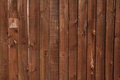Cerca de madera Fotos de archivo libres de regalías