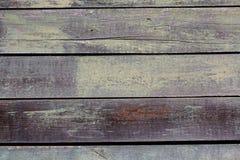 Cerca de madera quemada vieja Fotos de archivo libres de regalías