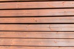 Cerca de madera roja, textura del fondo imágenes de archivo libres de regalías