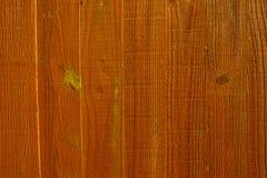 Cerca de madera Texture del panel Foto de archivo libre de regalías
