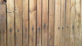 Cerca de madera vieja, con los rastros de clavos foto de archivo libre de regalías