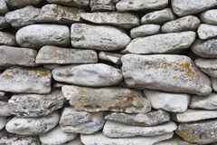 Cerca de pedra Thy Dinamarca Fotografia de Stock Royalty Free