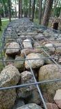 Cerca de piedras Fotos de archivo