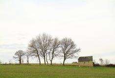 Cerca de Tarbes de Paisaje, Francia Foto de Stock Royalty Free