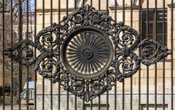 Cerca de Voronikhins da catedral de Kazan, St Petersburg Imagem de Stock Royalty Free