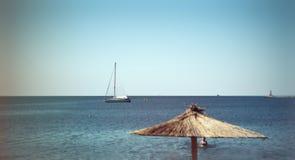 Cerca del mar foto de archivo libre de regalías