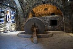 Cerca del monasterio de Tatev en la provincia de Syunik de la República de Armenia Foto de archivo