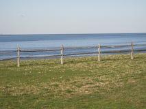 Cerca do mar Imagens de Stock